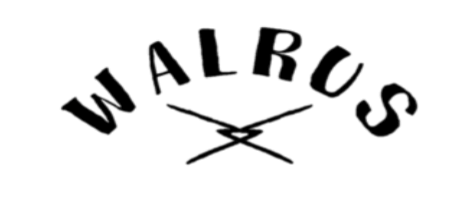 Logo Walrus surfshop