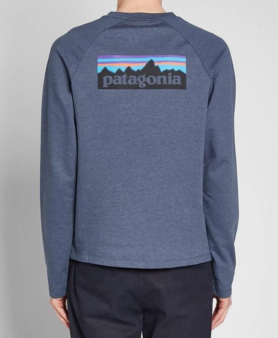 P6 Logo Lightweight Crew Sweat-shirt