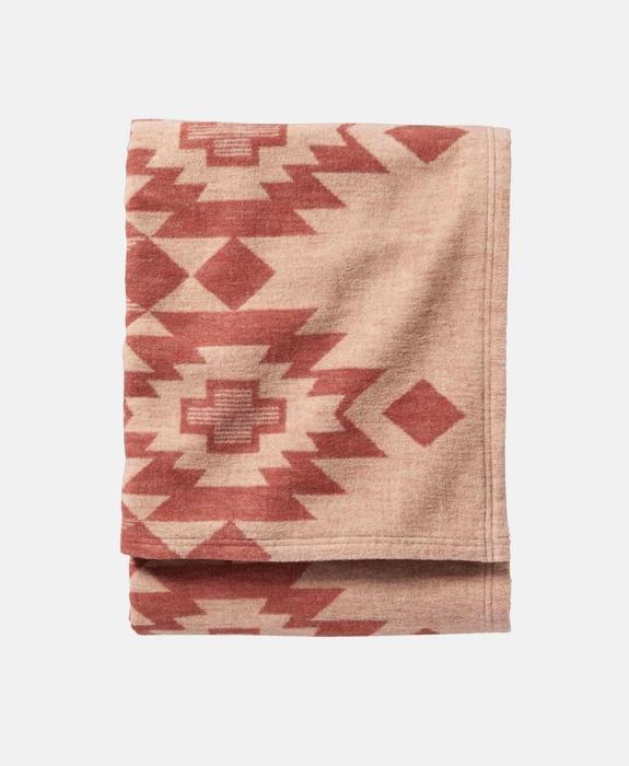 Pendleton - Yuma Star Cotton jacquard Twin Blanket