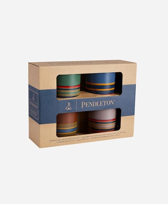 Pendleton - 12oz Ceramic Mug Set of 4