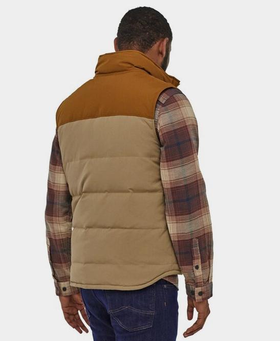 Reversible Bivy Down Vest