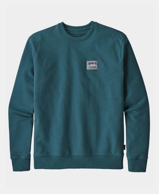 Shop Sticker Patch Uprisal Crew Sweatshirt
