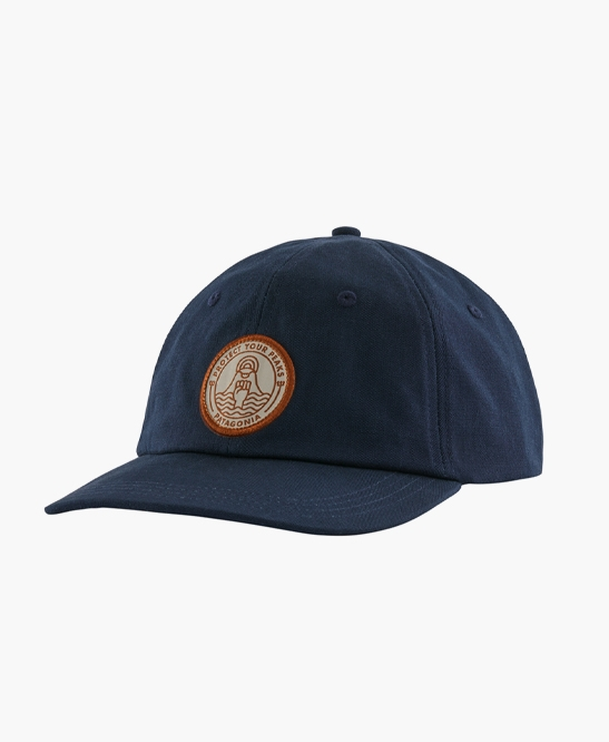 Peak Protector Badge Trad Cap