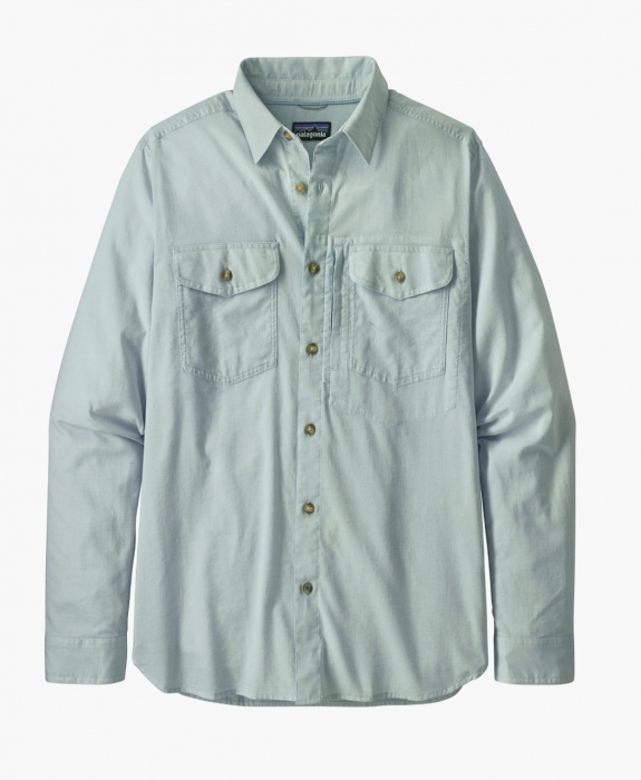 M's L/S Cayo Largo II Shirt