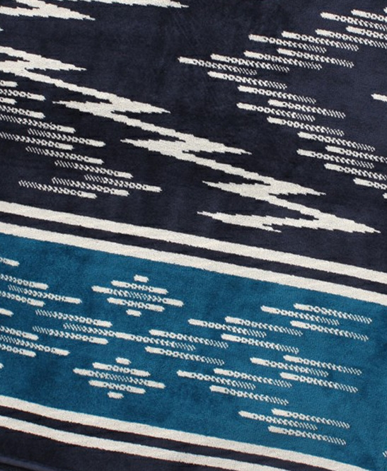 Mendoza Trail Oversized Beach Towel