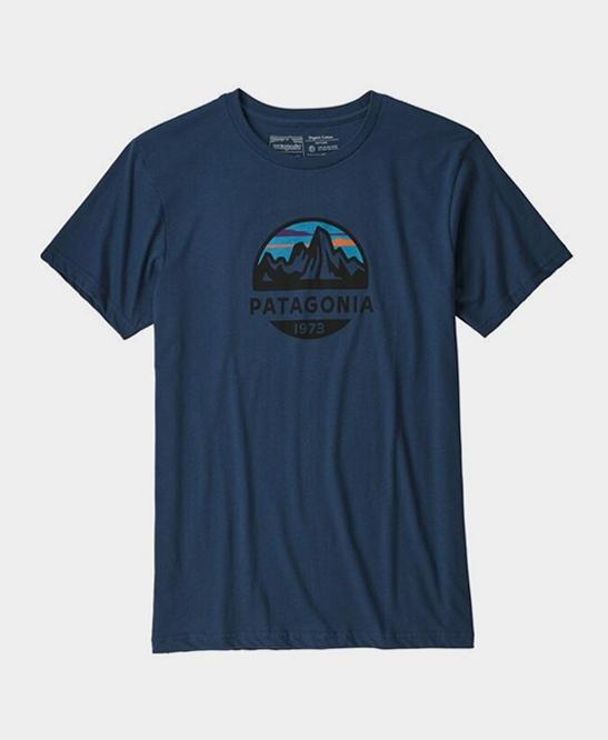 Fitz Roy Scop Organic T-shirt