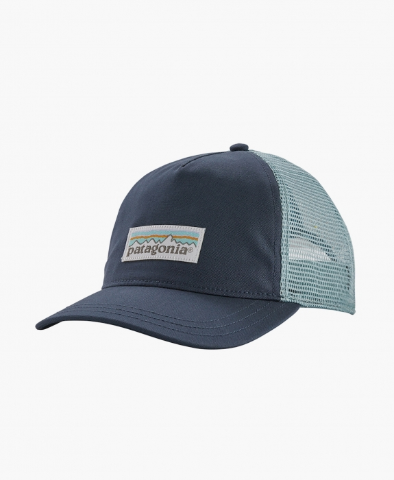 W's Pastel P-6 Label Layback Trucker Hat