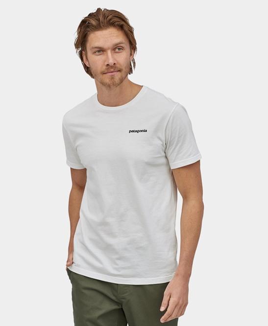 M's P-6 Logo Organic T-Shirt