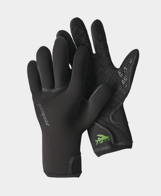 R2 Yulex Gloves Black