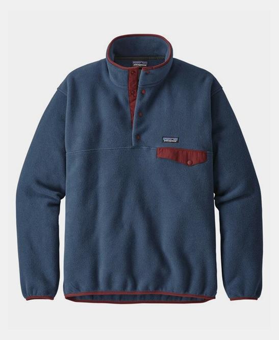 Lightweight Synchilla Snap T Pullover