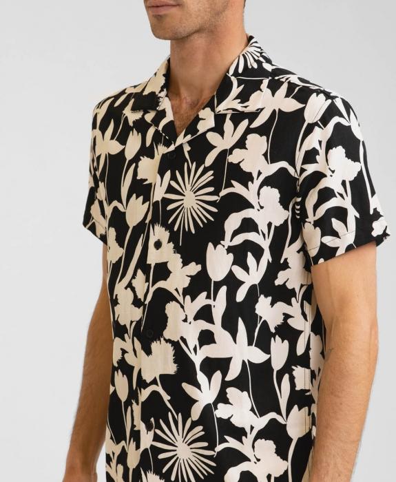 Rhythm - Melrose Linen S/S Shirt