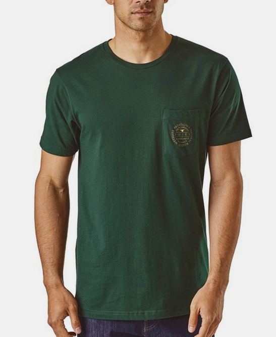 Grow Our Own Organic Pocket Tee