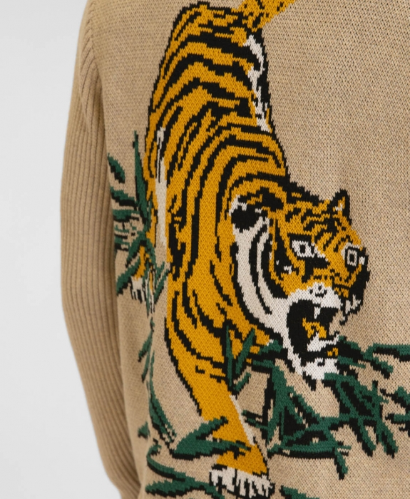 Rhythm - Aloha Tiger Shawl