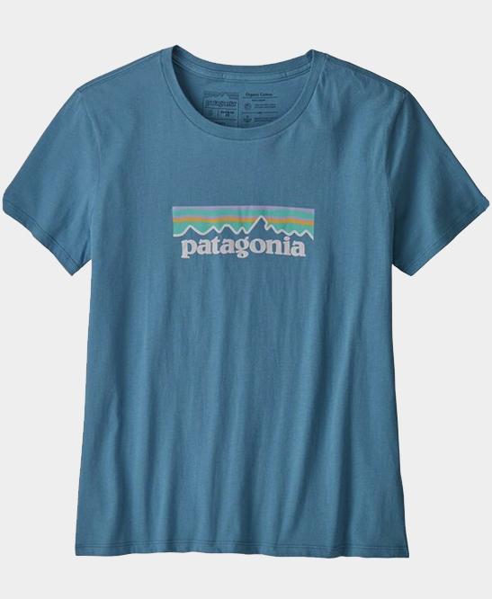Pastel P6 Logo Organic Crew T-Shirt