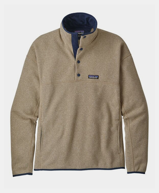 Patagonia - Lighweight Better Sweater Marsupial Pullover