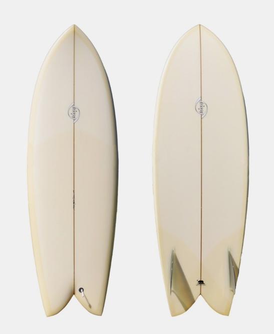 Concave Keel 5'6