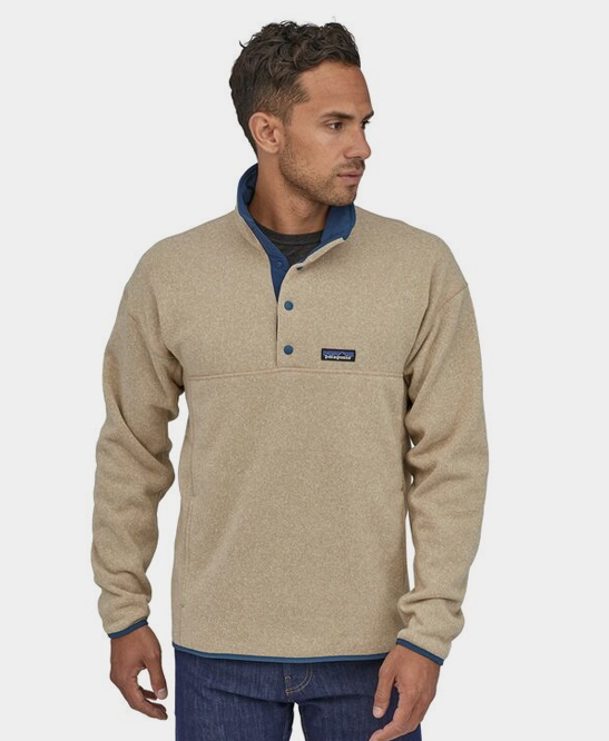 Lighweight Better Sweater Marsupial Pullover