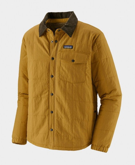 Patagonia - M's Isthmus Quilted Shirt Jacket