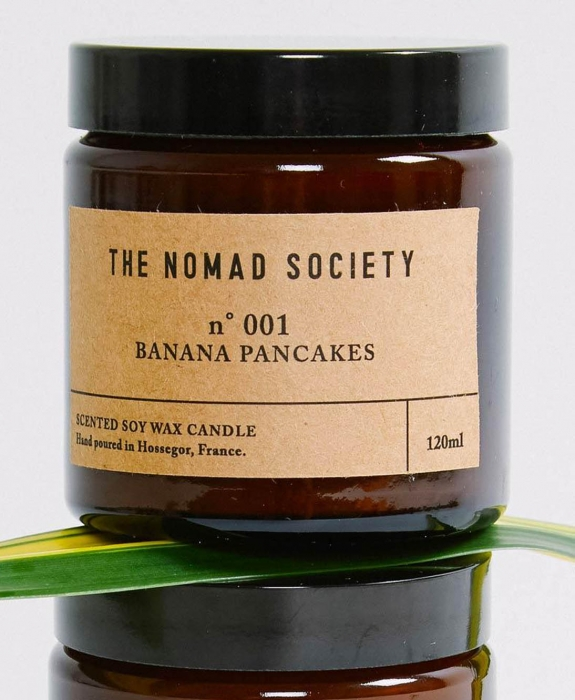 Banana Pancakes 125 ml