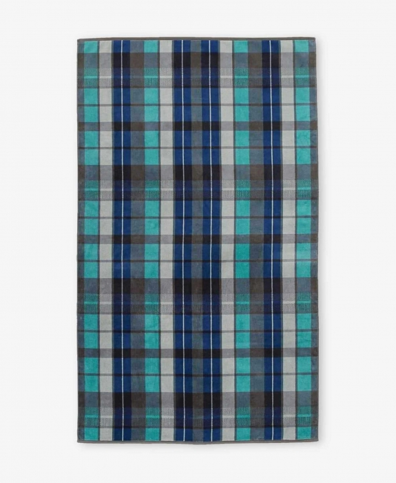 Original Surf Plaid Oversized Beach Towel