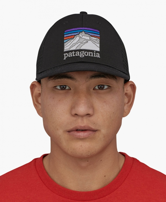 Patagonia - Line Logo Ridge LoPro Trucker Hat