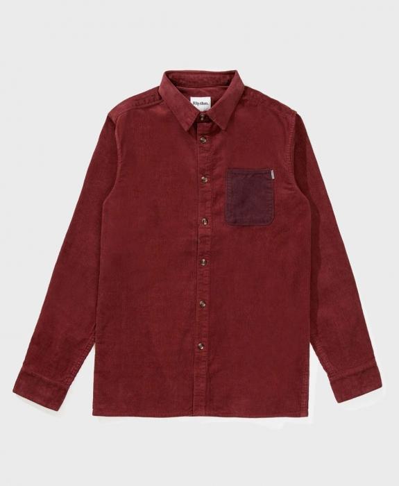 Rhythm - Corduroy LS Shirt