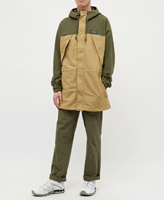 Patagonia - M's Recycled Nylon Parka