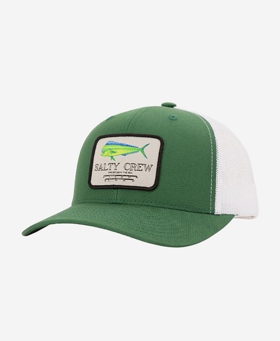 Mahi Mount Retro Trucker