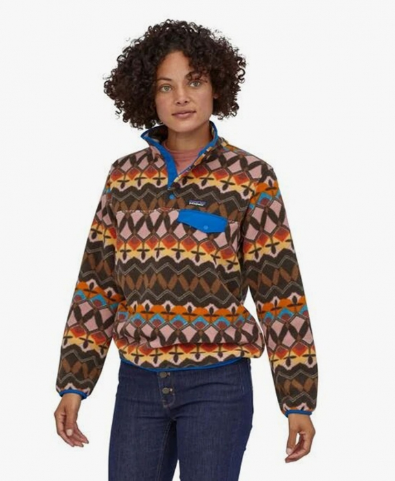 Patagonia - W's Lightweight Synchilla Snap T Pullover