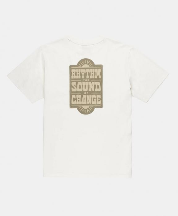 Rhythm - Wood Block Tee