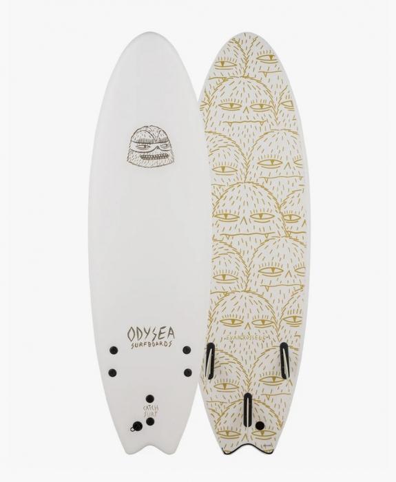 Catch Surf - Odysea 6'0 - Skipper Thruster Evan Rossel Pro