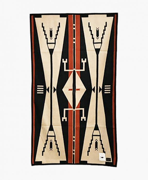 Eagle Saddle Blanket