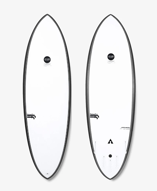 HaydenShapes Surfboards - Hypto Krypto Futureflex 5'10