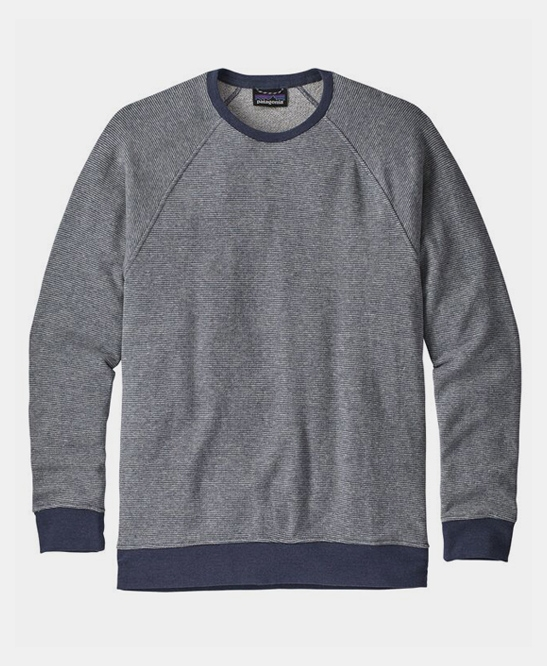 Trail Harbor Crew Neck Sweat Shirt