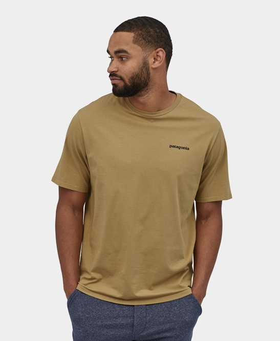 P-6 Logo Organic t-shirt