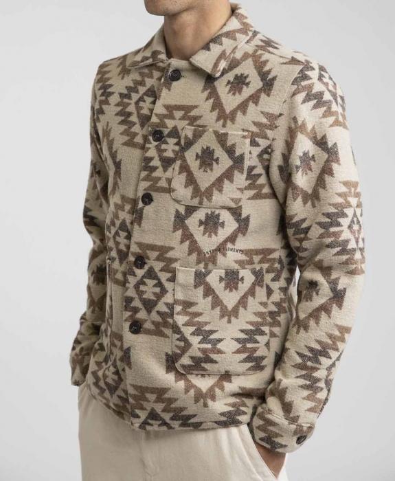 Chore Blanket Jacket