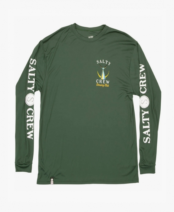 Salty Crew - Tailed L/S Tech Tee Rashguard