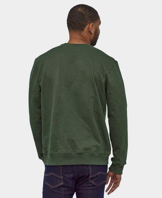 Arched Fitz Roy Bear Uprisal Crew Sweat Shirt