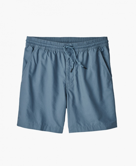M's Scallop Hem Stretch Wavefarer Volley Short - 16""