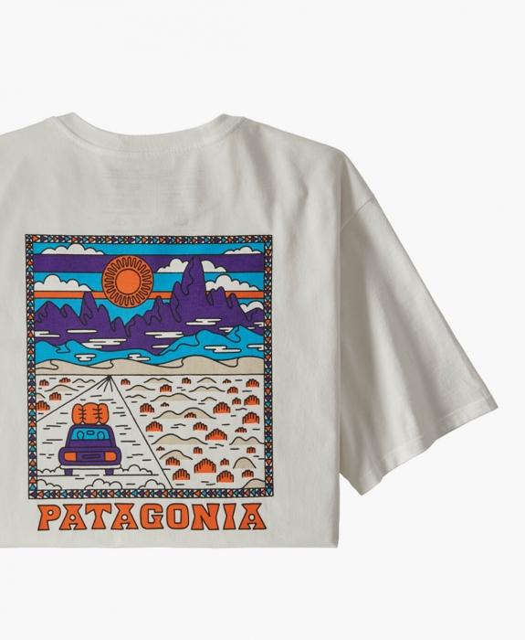 Patagonia - M's Summit Road Organic T-Shirt