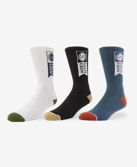 Alpha Sock 3 Pk