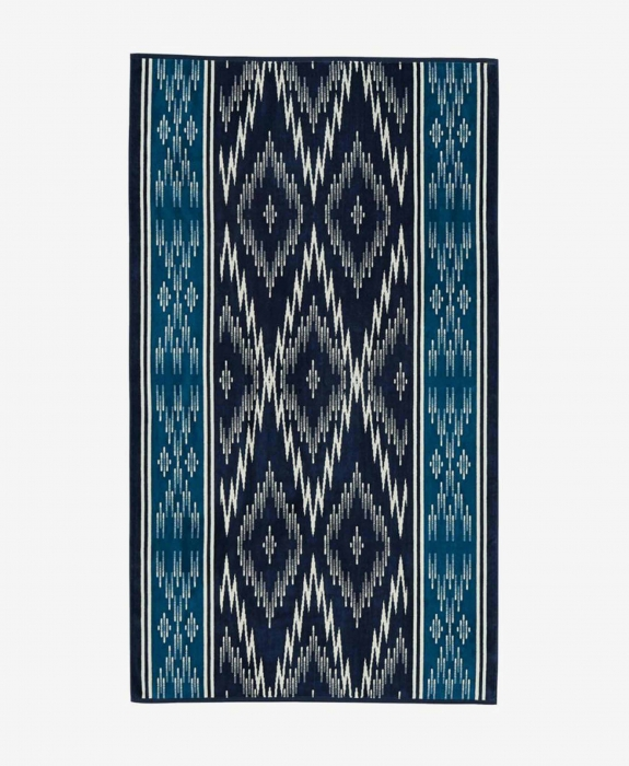 Mendoza Trail Oversized Beach Towel