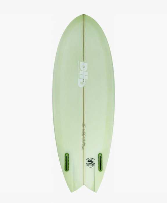DHD Surfboards - Mini Twin II 5'7