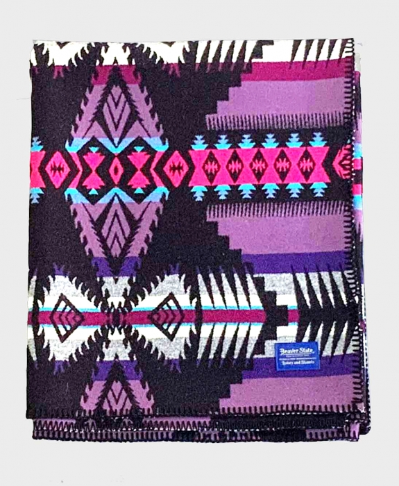 Chief Joseph Blanket Twin