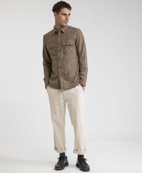 Rhythm - Overwinter L/S Shirt