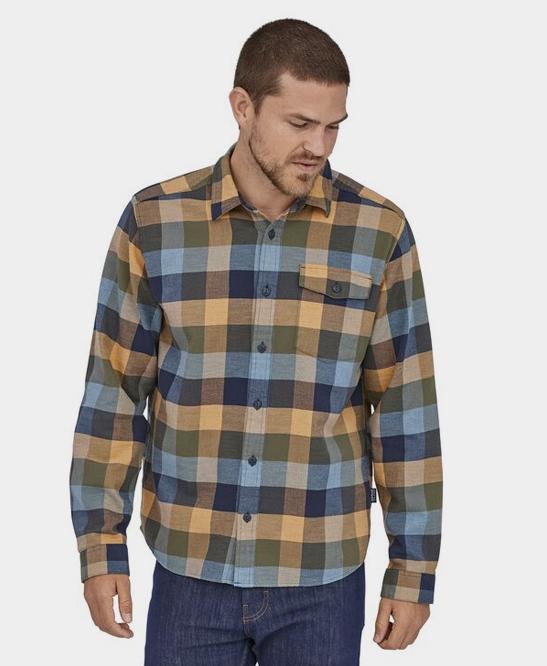 Lightweight Fjord Flannel Shirt
