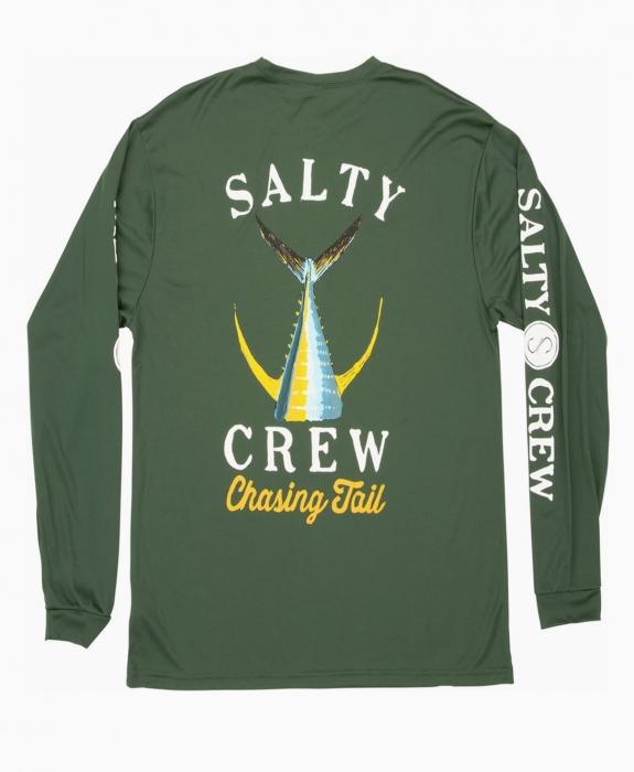 Salty Crew - Tailed L/S Tech Tee Rashguard