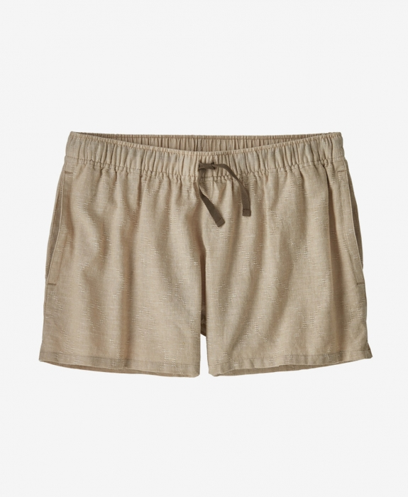 W's Island Hemp Baggies Shorts