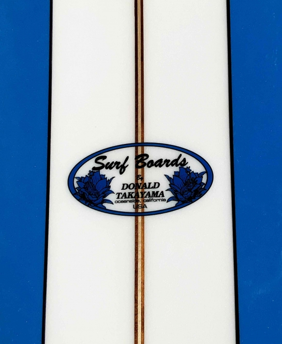 Donald Takayama Surfboards - In The Pink 9'0