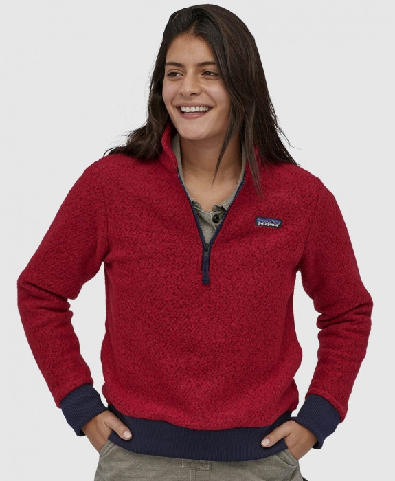 Woolyester Fleece Pullover